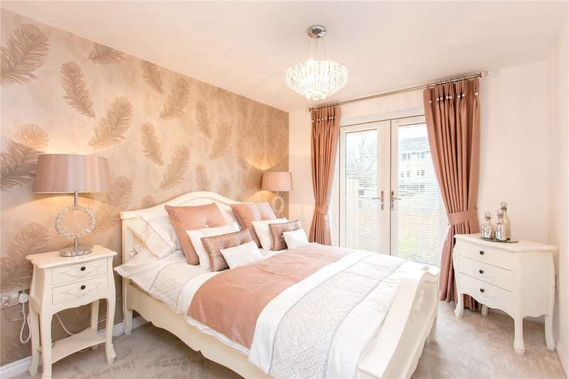 3 Bedrooms Semi Detached House for sale in Inspire, Jilling Ing Park, Dewsbury, West Yorkshire, WF12