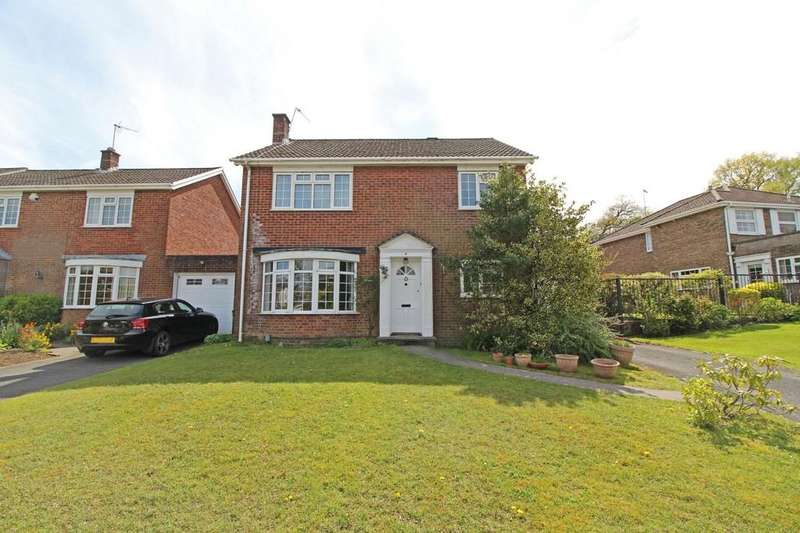 4 Bedrooms Detached House for sale in Beech Tree Close, Radyr