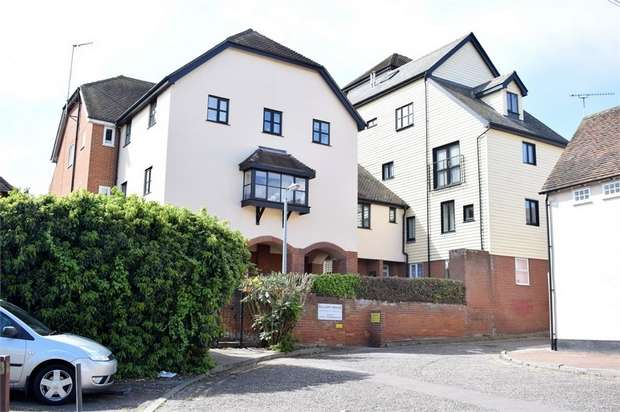 1 Bedroom Flat for sale in New Street, Braintree, Essex