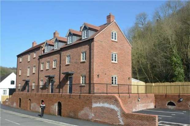 End Of Terrace House for sale in Dale End, Coalbrookdale, Telford, Shropshire