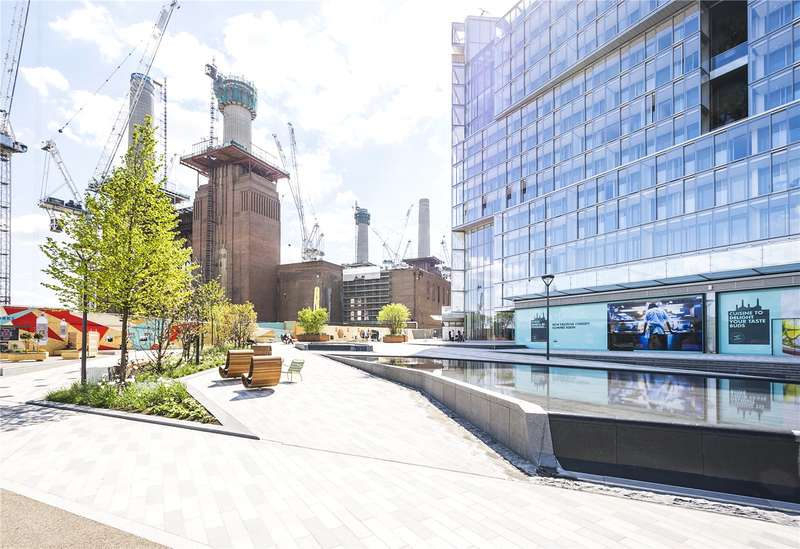 2 Bedrooms Flat for sale in Battersea Power Station, London, SW8