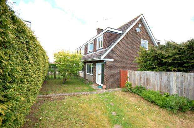 3 Bedrooms Semi Detached House for sale in Ferndown, Dorset, BH22