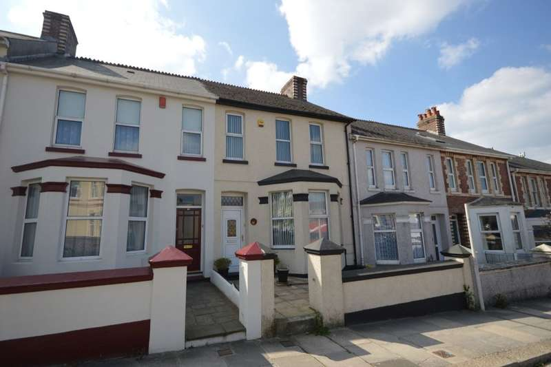 3 Bedrooms Property for sale in Chestnut Road, Plymouth, PL3