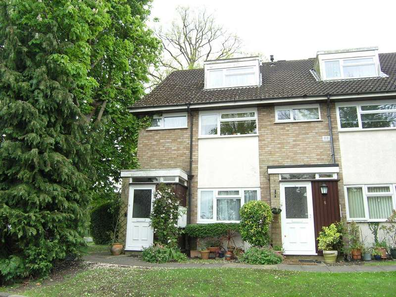 2 Bedrooms Maisonette Flat for sale in Harriet way, Bushey Heath