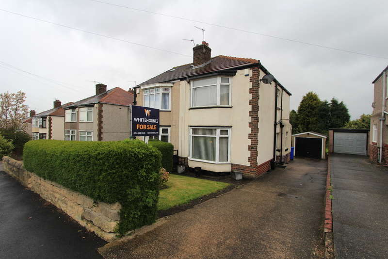 2 Bedrooms Semi Detached House for sale in Hurlfield Drive, Gleadless