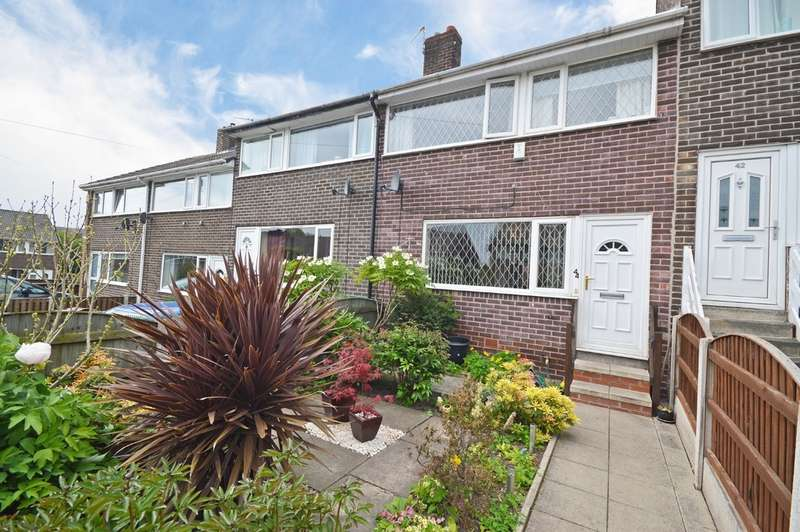 3 Bedrooms Terraced House for sale in Eastwood Avenue, Wakefield