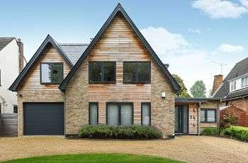 4 Bedrooms Detached House for sale in Grange Drive, Elmstead Woods, Chislehurst, Kent, BR7 5ES