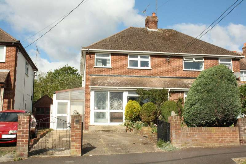 3 Bedrooms Semi Detached House for sale in Meadow Road, Earley
