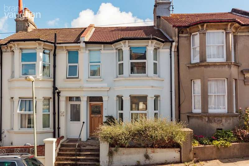 2 Bedrooms Terraced House for sale in Bentham Road, Brighton, BN2