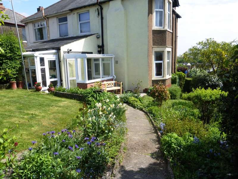 3 Bedrooms Semi Detached House for sale in Uplands Road, Rumney, Cardiff