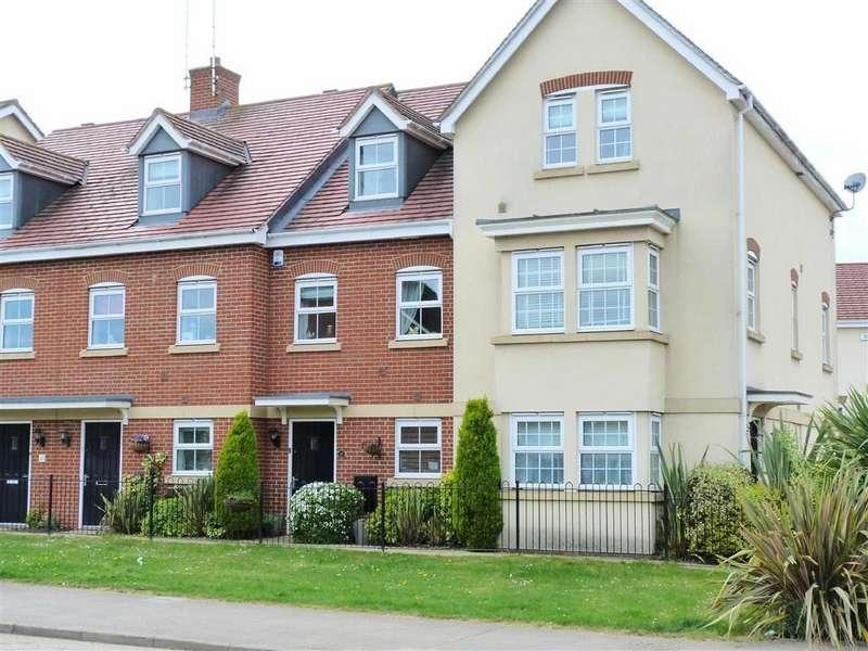 3 Bedrooms Terraced House for sale in Welwyn By Pass Road, Welwyn Village