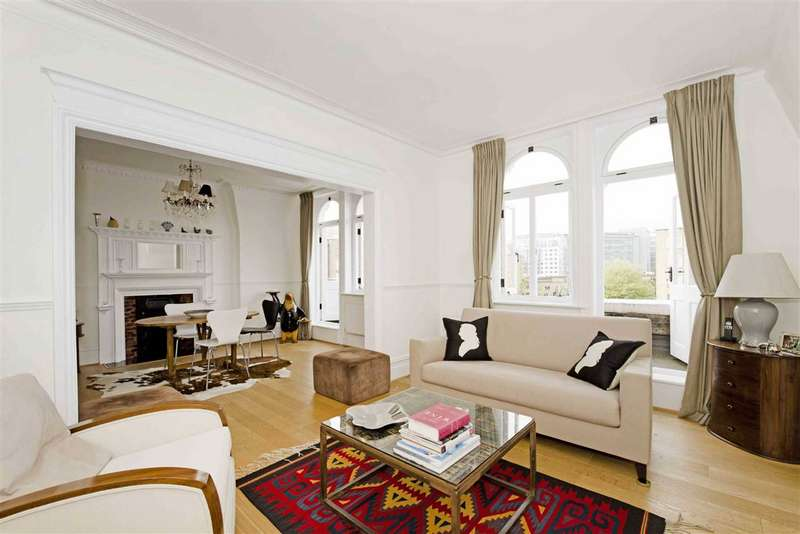 3 Bedrooms Flat for sale in St Marys Mansions, London, London, W2
