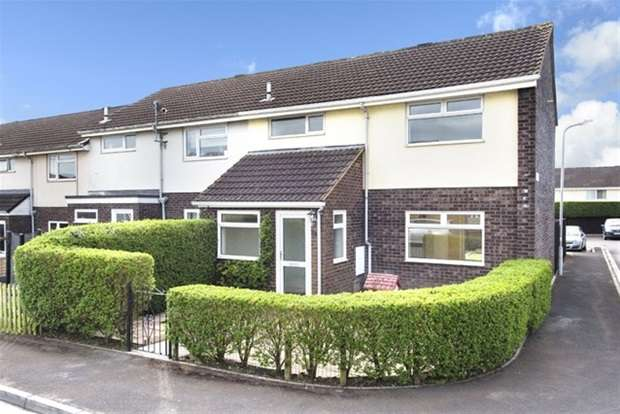 3 Bedrooms Terraced House for sale in Tower View, Frome