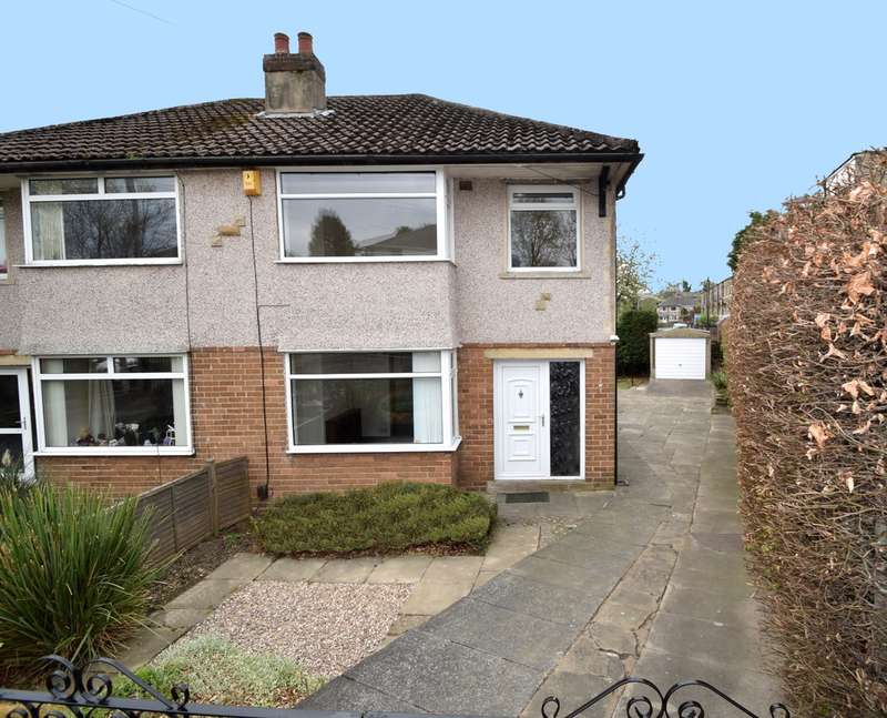 3 Bedrooms Semi Detached House for sale in Bronshill Grove, Allerton