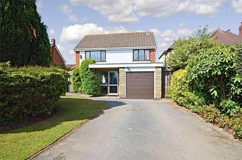 4 Bedrooms Detached House for sale in Farewell Lane, Burntwood, Staffordshire