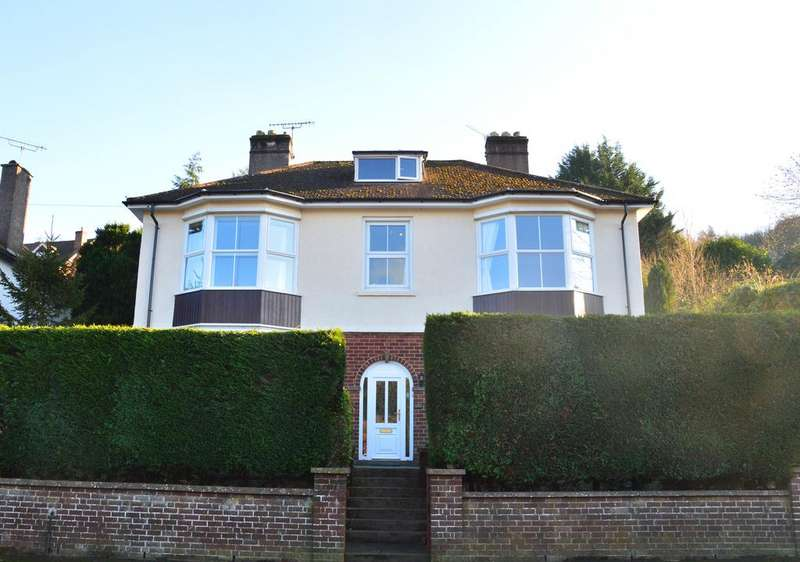 4 Bedrooms Detached House for sale in 171 Watling Street South, Church Stretton SY6