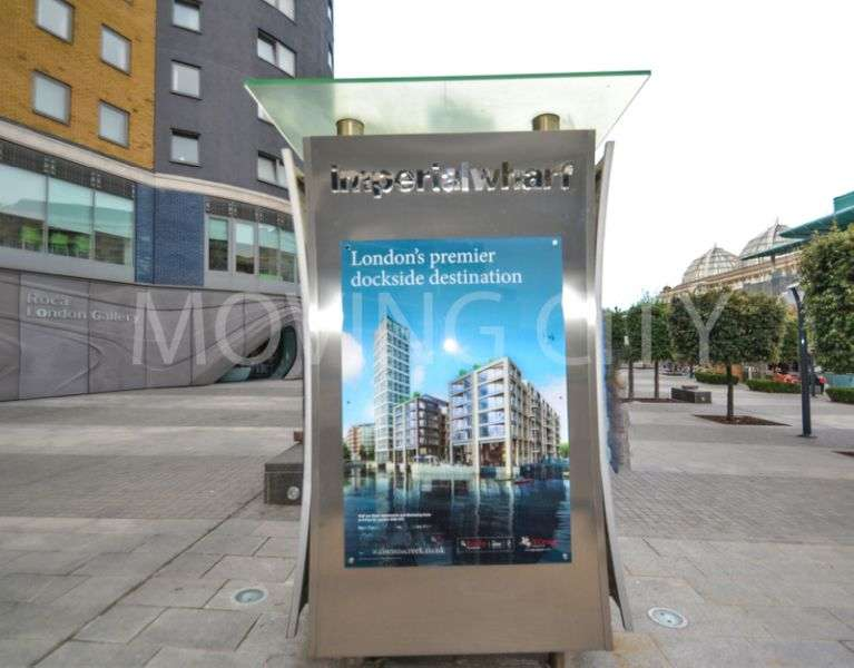2 Bedrooms Flat for sale in Octavia House, Imperial Wharf, Chelsea SW6