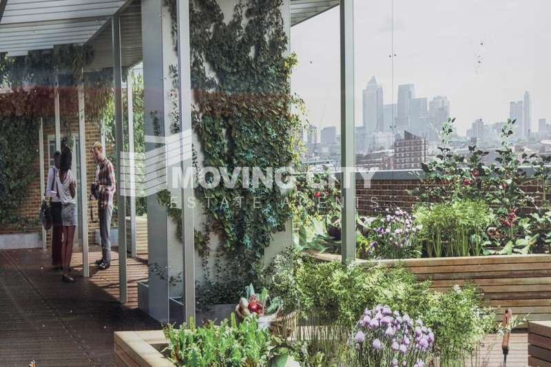 2 Bedrooms Flat for sale in South Garden Point, Elephant Park, London SE17