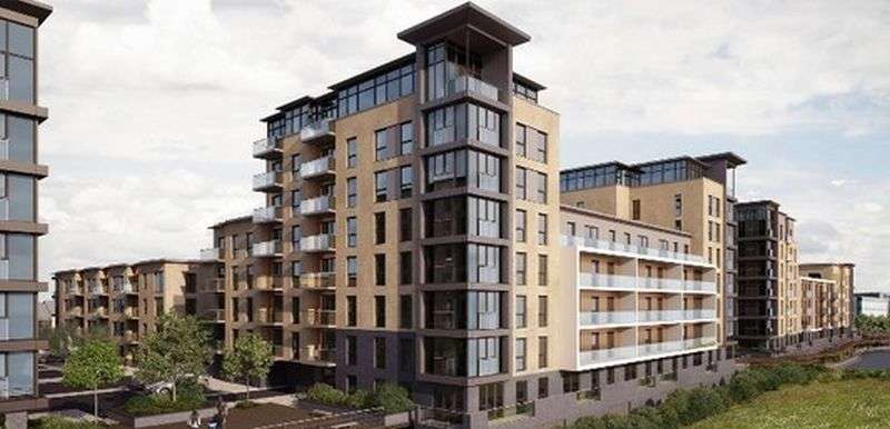 1 Bedroom Apartment Flat for sale in Ospery House, Kennet Island, Reading, RG2