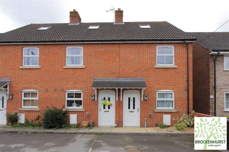 3 Bedrooms End Of Terrace House for sale in Hazel Place, Andover Road, Ludgershall