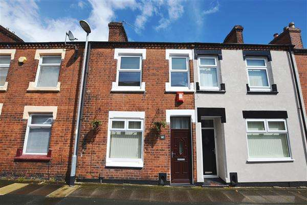 2 Bedrooms Terraced House for sale in Oxford Street, Penkhull, Stoke-On-Trent