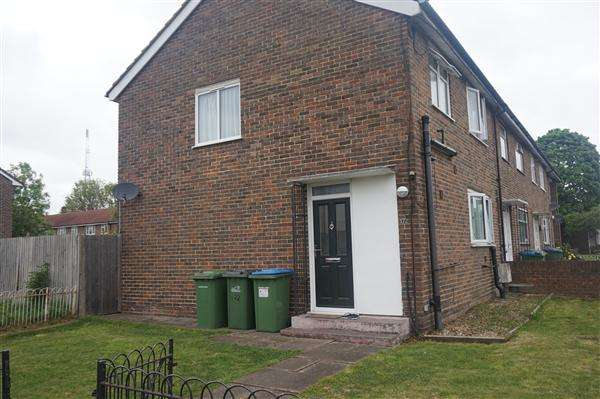 3 Bedrooms End Of Terrace House for sale in Finchale Road, LONDON