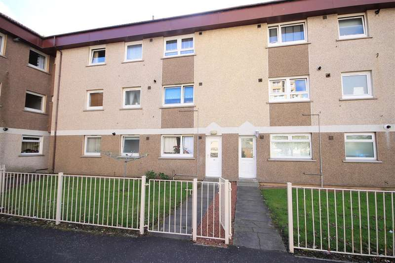 3 Bedrooms Flat for sale in Glassford Street, Motherwell