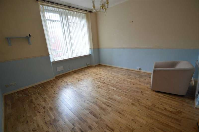 1 Bedroom Apartment Flat for sale in Gateside Street, Hamilton - 1 bedroom flat in town centre location with private off-street parking space