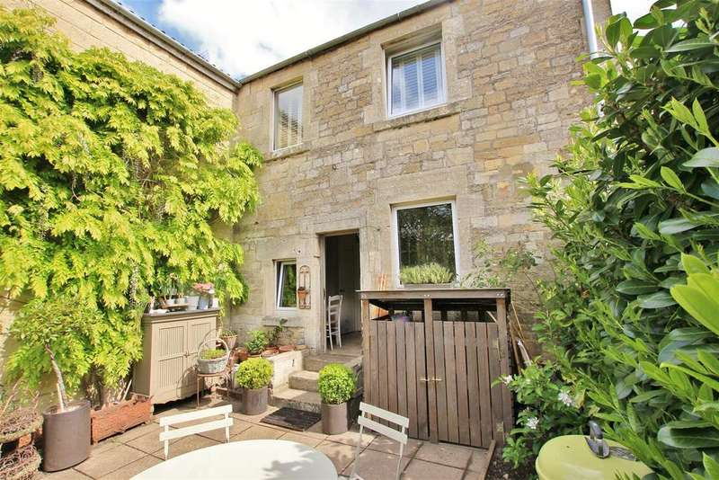 2 Bedrooms End Of Terrace House for sale in Trowbridge Road, Bradford-On-Avon