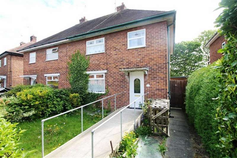 3 Bedrooms Semi Detached House for sale in Ludlow Road, Blacon