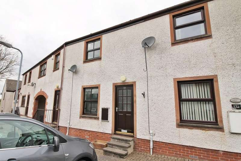 2 Bedrooms Terraced House for sale in Carricks Court, Low Row.