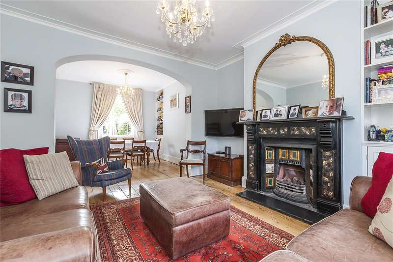 4 Bedrooms Semi Detached House for sale in Greenwich South Street, London, SE10
