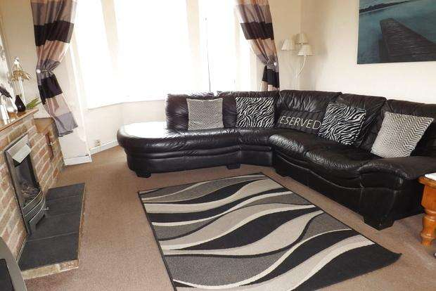 2 Bedrooms Terraced House for sale in Bourne Street, Netherfield, Nottingham, NG4