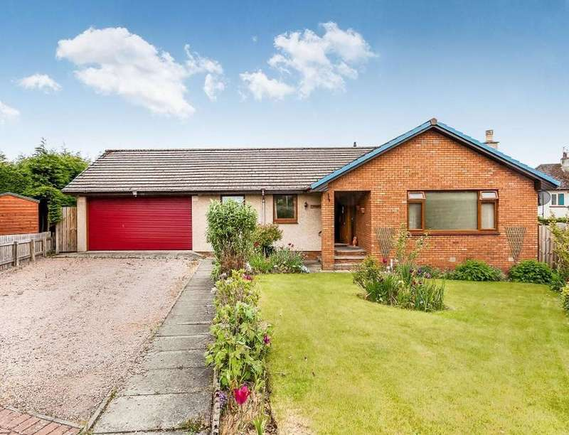 3 Bedrooms Detached Bungalow for sale in Cruickshank Park, Hillside, Montrose, DD10
