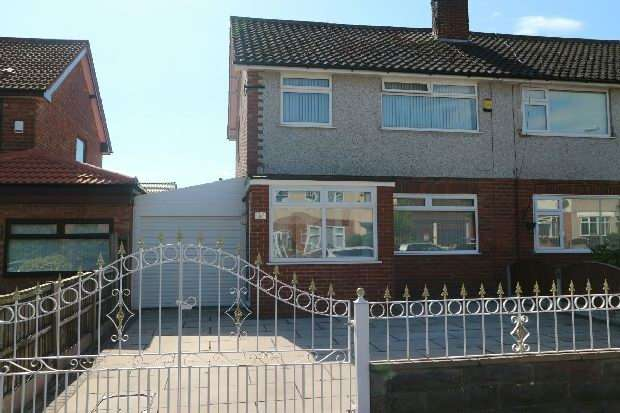 3 Bedrooms Semi Detached House for sale in Rutland Avenue, Liverpool