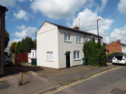 2 Bedrooms Semi Detached House for sale in Recreation Road, Longford, Coventry
