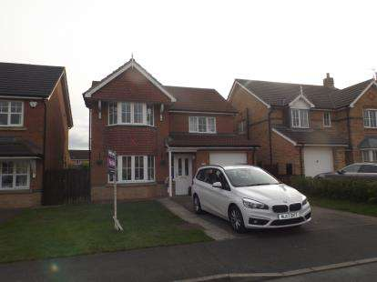 4 Bedrooms Detached House for sale in Pinewood Close, Newton Aycliffe, Durham