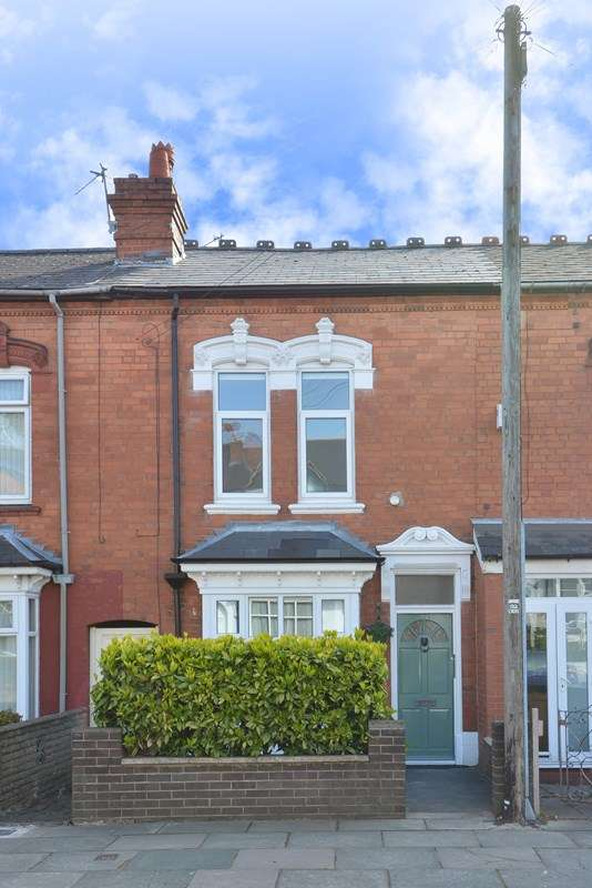2 Bedrooms Terraced House for sale in Park Road, Bearwood