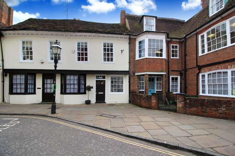 3 Bedrooms Terraced House for sale in Market Square, Horsham