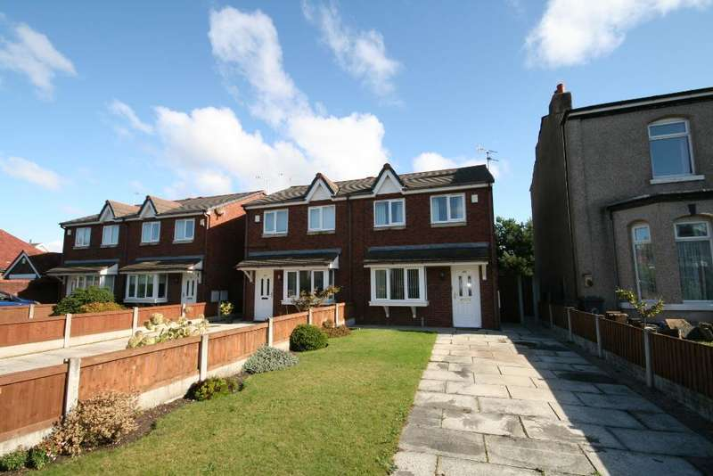 3 Bedrooms Semi Detached House for sale in Belmont Street, Southport, PR8 1NF