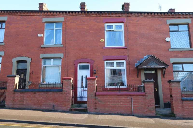 2 Bedrooms Terraced House for sale in Ashton Road, Oldham, OL8 2NA