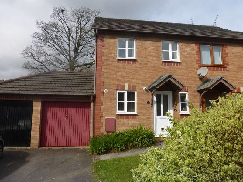 2 Bedrooms End Of Terrace House for sale in Blaen Y Cwm, Bridgend
