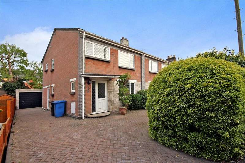 3 Bedrooms Semi Detached House for sale in New Road, Poole, Dorset, BH12