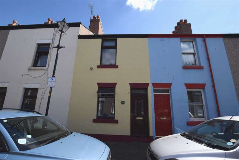 2 Bedrooms Property for sale in Duncan Street, Barrow-in-Furness, Cumbria
