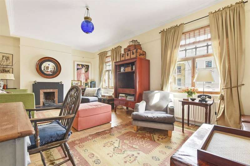 3 Bedrooms Flat for sale in Commercial Street, London, E1