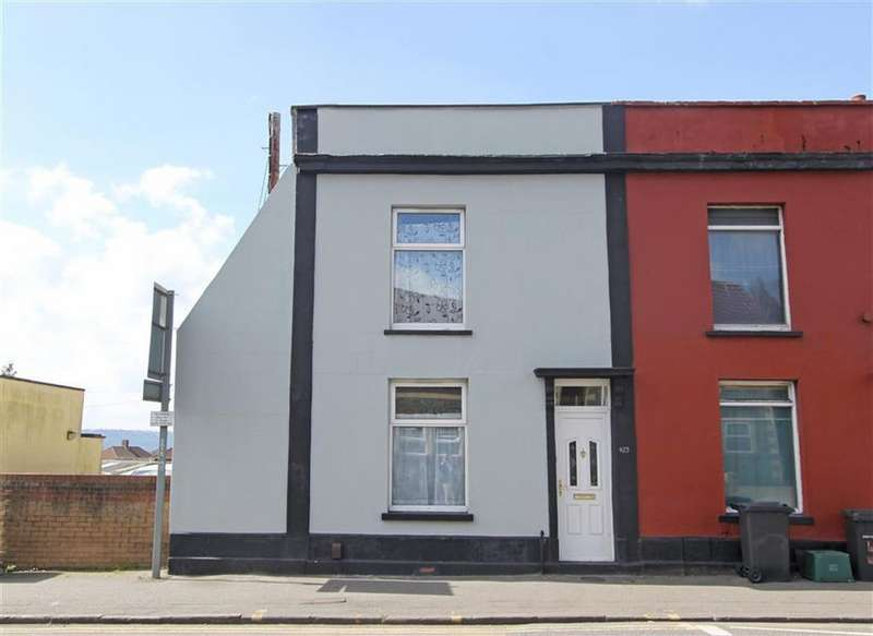 2 Bedrooms Terraced House for sale in Wells Road, Knowle, Bristol