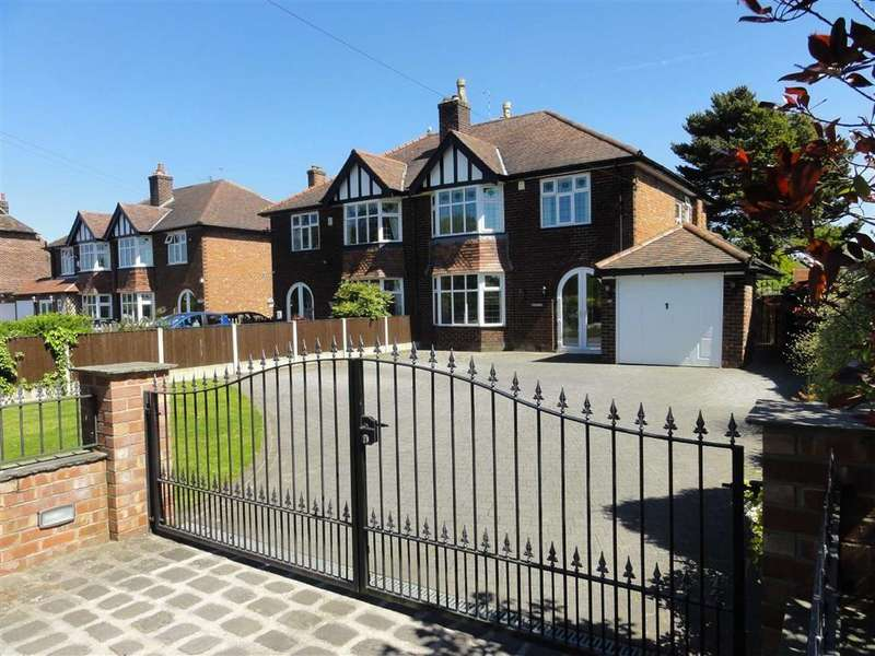 3 Bedrooms Semi Detached House for sale in Hollin Lane, Styal