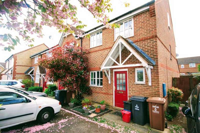 4 Bedrooms Town House for sale in Wansbeck Close, Stevenage