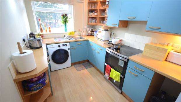 2 Bedrooms Apartment Flat for sale in Beacon Court, Southcote Road, Reading