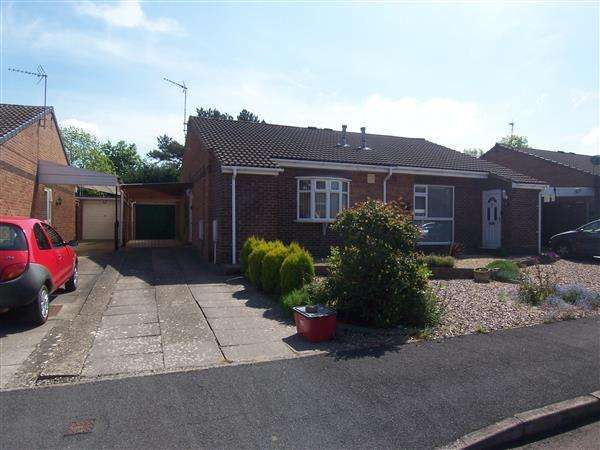 2 Bedrooms Bungalow for sale in Barford Approach, Leamington Spa